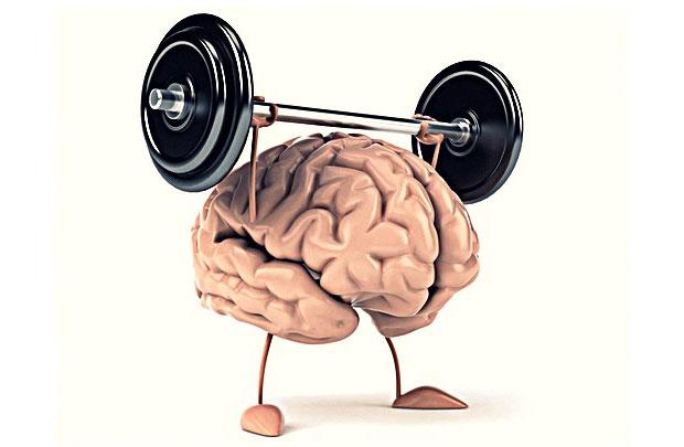 развивай остроумия качая мышцы мозга